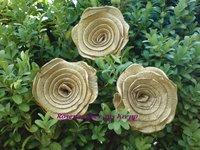 Krepprose Gold Klein Floristenkrepp Ca 7 Cm